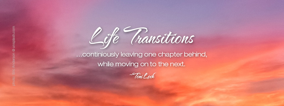Transitions in Life and T'ai Chi