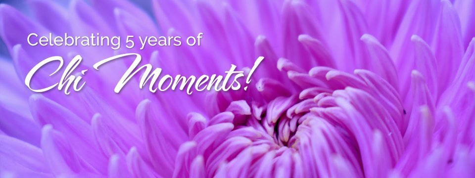Chi Moments is Five!